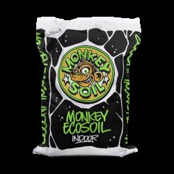 Monkey Ecosoil Indoor es un sustrato testeado para cultivos 100% orgánicos con el Control Ecocert SA F-32600.